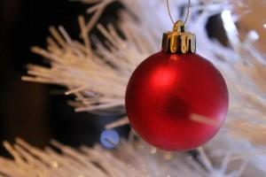 christmas bouble