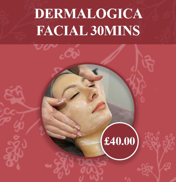 Dermalogica Facial 30mins v2