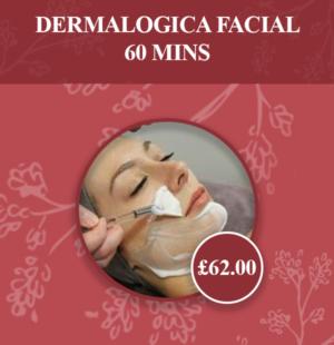 Dermalogica Facial voucher - 60 mins v2