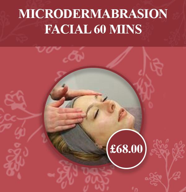 Microdermabrasion Facial voucher - 60 mins v2
