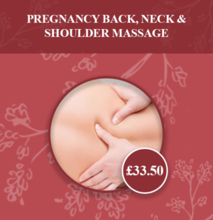 Pregnancy Back, Neck & Shoulder Massage v2
