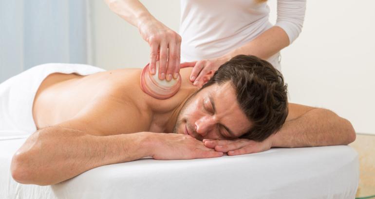 Lava Rescue Massage 30 mins