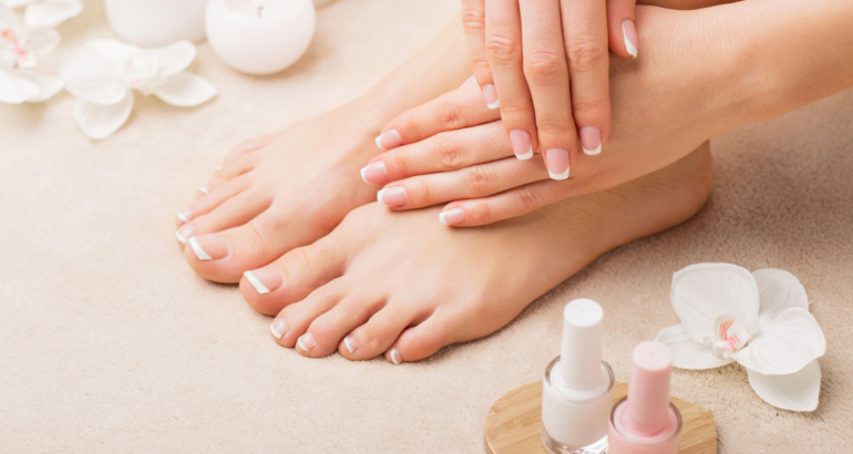 Maintenance Pedicure (without polish)