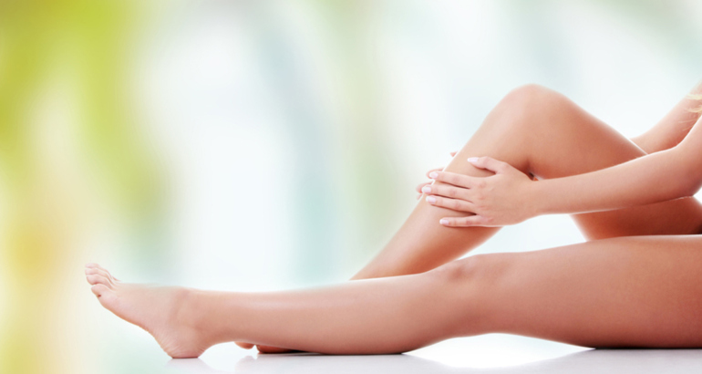 Pregnancy Foot and Leg Massage