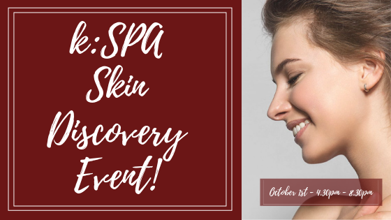 Skin Discovery Event